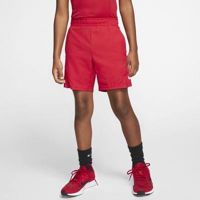Calções de ténis NikeCourt Dri-FIT Júnior (Rapaz)