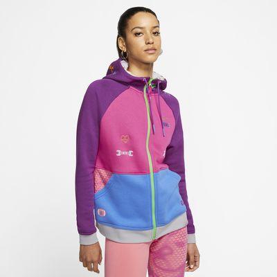 Kahleah's Nike Sportswear Doernbecher Women's Rally Hoodie