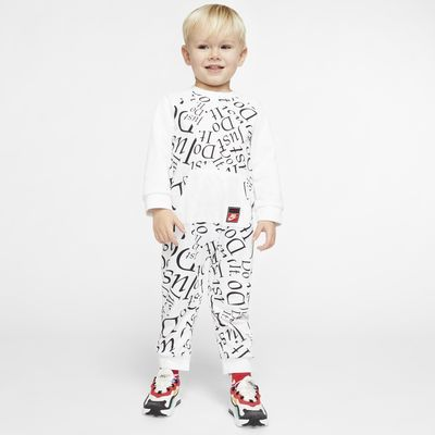 Pajacyk dla niemowląt (12–24 M) JDI Nike
