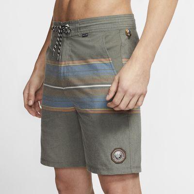 ハーレー ビーチサイド x ペンドルトン オリンピック メンズ 18インチ ウォークショートパンツ