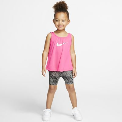 Nike Dri-FIT Toddler Top and Shorts Set