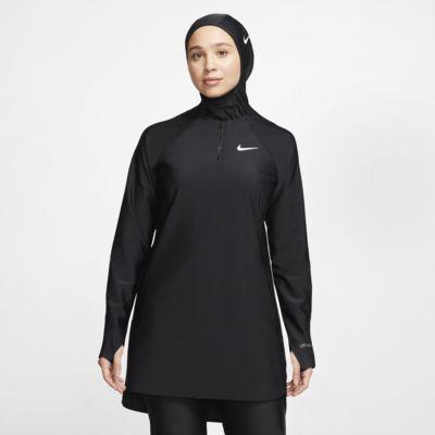 Nike Victory 女款全罩式游泳裝罩衫