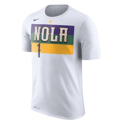 Zion Williamson Pelicans City Edition 男款 Nike Dri-FIT NBA T 恤