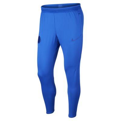 Męskie spodnie piłkarskie Nike Dri-FIT Chelsea FC Strike