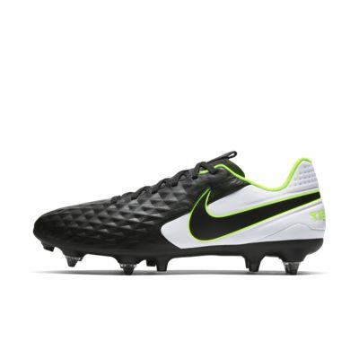 Nike Tiempo Legend 8 Academy SG-PRO Anti-Clog Traction-fodboldstøvle til vådt græs