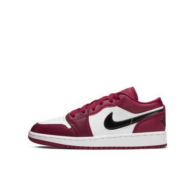 Air Jordan 1 Low Big Kids' Shoe