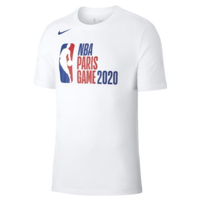 Paris Game 2020 Nike NBA T Shirt für Herren