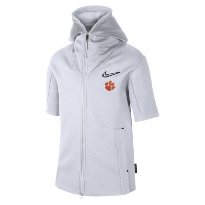 Nike College Showout (Clemson) Men's Short-Sleeve Hoodie