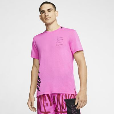 Nike Kurzarm-Trainingsoberteil für Herren
