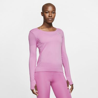 Nike Infinite Women's Long-Sleeve Running Top