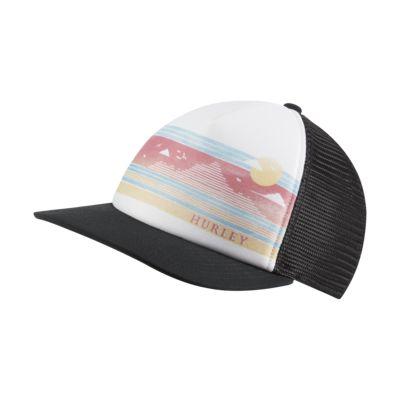 Hurley Scenic Stripes Trucker Kadın Şapkası