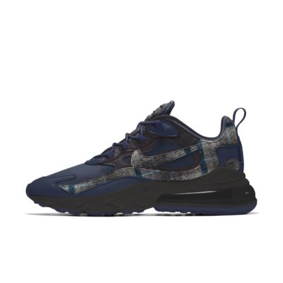 Scarpa personalizzabile Nike Air Max 270 React Pendleton By You - Uomo