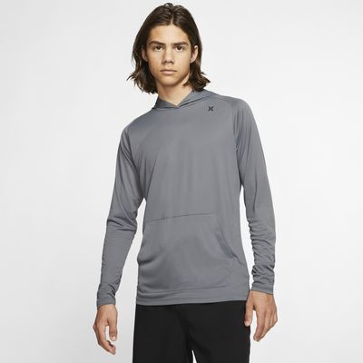Felpa pullover con cappuccio Hurley Quick Dry - Uomo