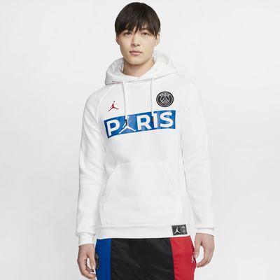 Paris Saint-Germain Fleece 套頭連帽上衣