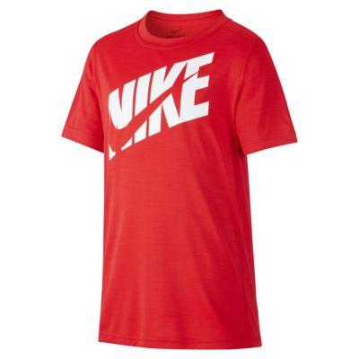Maglia da training a manica corta Nike - Ragazzo