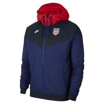 U.S. Soccer Windrunner Men's Woven Jacket. Nike.com