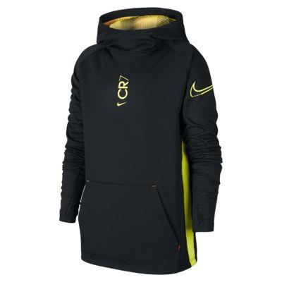 Sweat à capuche de football Nike Dri-FIT CR7 pour Enfant plus âgé