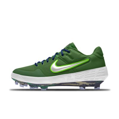 Nike Alpha Huarache Elite 2 Low MCS Premium By You Custom Baseball Boot