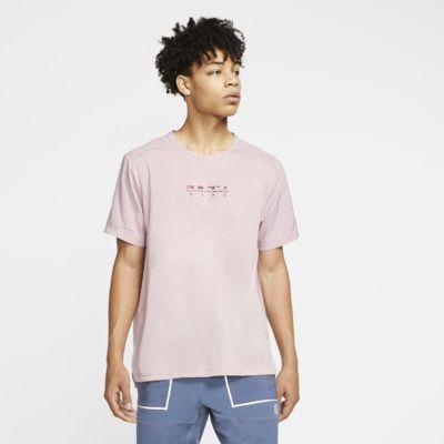 Ανδρική μπλούζα για τρέξιμο Nike Rise 365