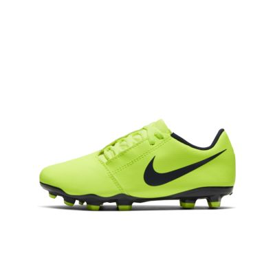 Nike Jr. Phantom Venom Club FG Kids' Firm-Ground Football Boot