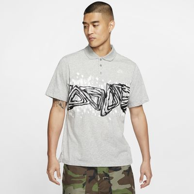 Nike SB Men's Graphic Skate Polo