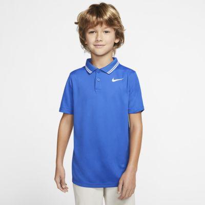 Polo de golf para niños Nike Dri-FIT Victory