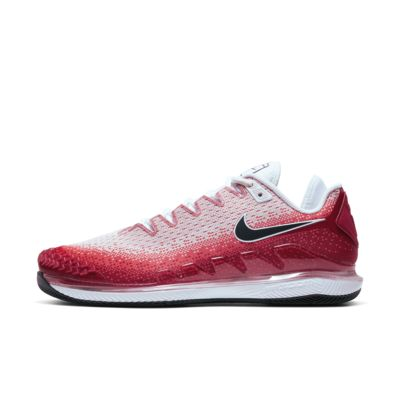Calzado de tenis de cancha dura para hombre NikeCourt Air Zoom Vapor X Knit