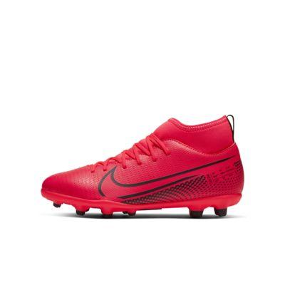 Ποδοσφαιρικό παπούτσι για διαφορετικές επιφάνειες Nike Jr. Mercurial Superfly 7 Club MG για μικρά/μεγάλα παιδιά
