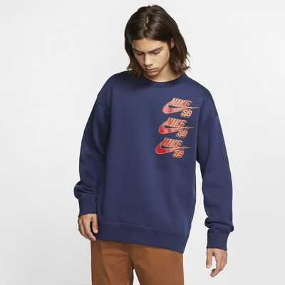 Nike SB Icon Part superior de teixit Fleece de skateboard - Home