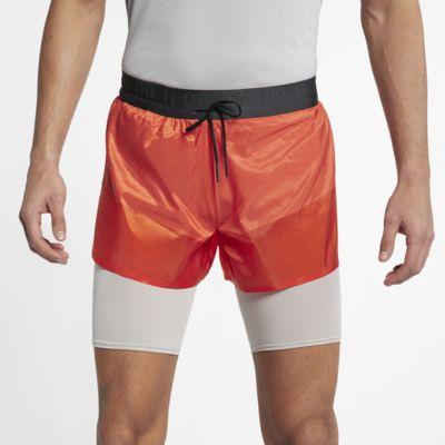 Nike Tech Pack-2 i 1-løbeshorts til mænd