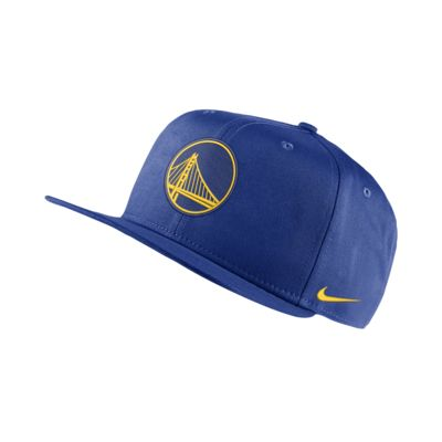 Бейсболка НБА Golden State Warriors Nike Pro