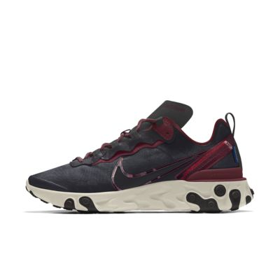 Low Resolution Nike React Element 55 Pendleton By You Custom Women's Shoe