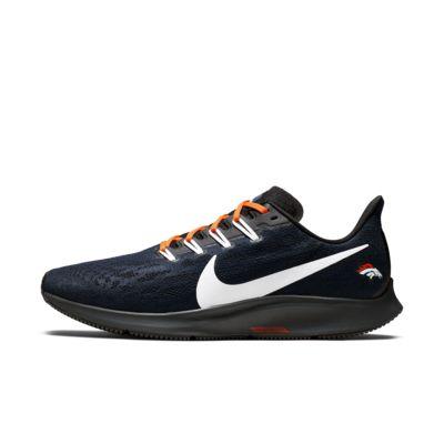 Nike Air Zoom Pegasus 36 (Broncos) Men's Running Shoe