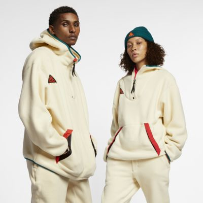 Sweat à capuche en tissu Fleece sherpa Nike ACG