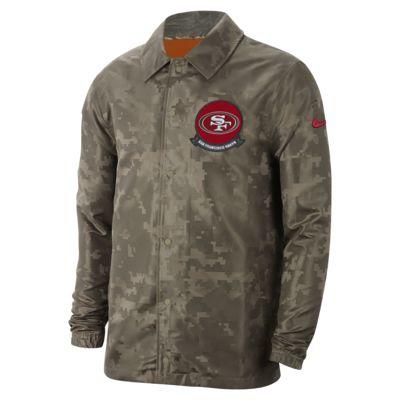 Nike Salute To Service (NFL 49ers) Men's Jacket