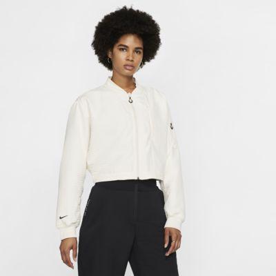 Blusão bomber Nike Sportswear Tech Pack City Ready para mulher