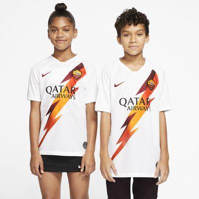 A.S. Roma 2019/20 Stadium Away Older Kids' Football Shirt