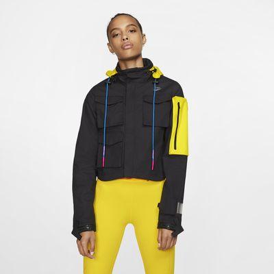 เสื้อแจ็คเก็ตวิ่งผู้หญิง Nike x Off-White™
