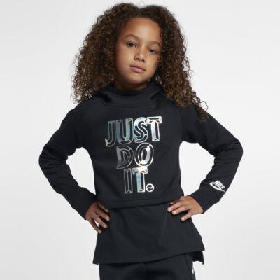 Nike Sportswear Big Kids' (Girls') JDI Cropped Hoodie