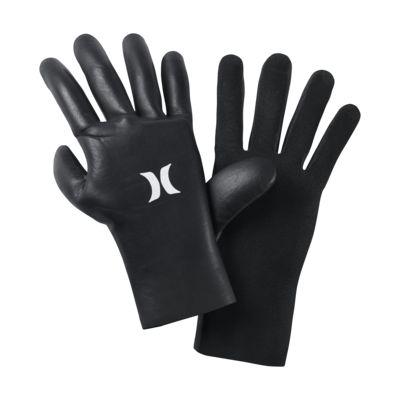 Купить Гидроперчатки Hurley Advantage Plus 2/2 мм, Черный/Белый, 20800334, 12056531