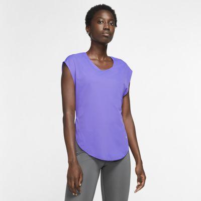 Nike City Sleek Damen-Laufoberteil