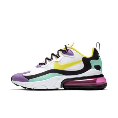 Nike Air Max 270 React (Geometric Abstract) Women's Shoe