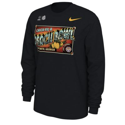 Nike College Playoff Bound (LSU) Men's Long-Sleeve T-Shirt