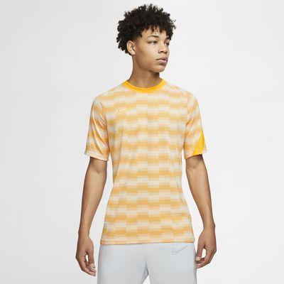 Prenda para la parte superior de fútbol de manga corta para hombre Nike Dri-FIT Academy