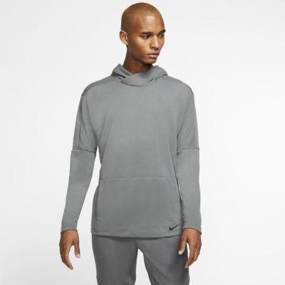 Ανδρική μπλούζα με κουκούλα Nike Yoga Dri-FIT