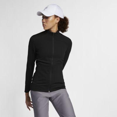 Chamarra de golf para mujer Nike Dri-FIT UV