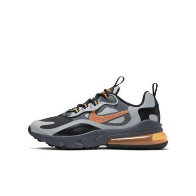 Buty dla dużych dzieci Nike Air Max 270 React Winter