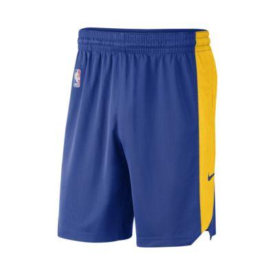 Short d'entraînement NBA Golden State Warriors Nike pour Homme
