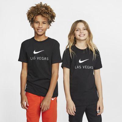 Nike Dri-FIT City Big Kids' T-Shirt