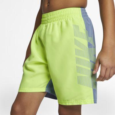 """Nike Rift Lap Big Kids' (Boys') 6"""" Swim Trunks"""